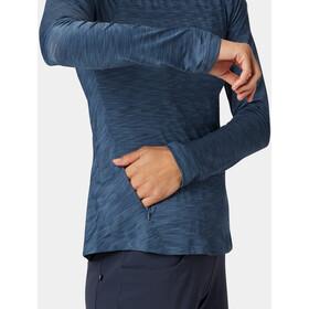 Mountain Hardwear W's Mighty Stripe LS Zinc